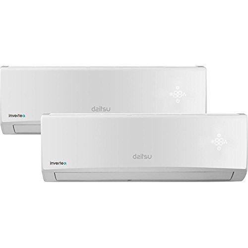 Daitsu aire acondicionado asd9u2idn multisplit 2x1