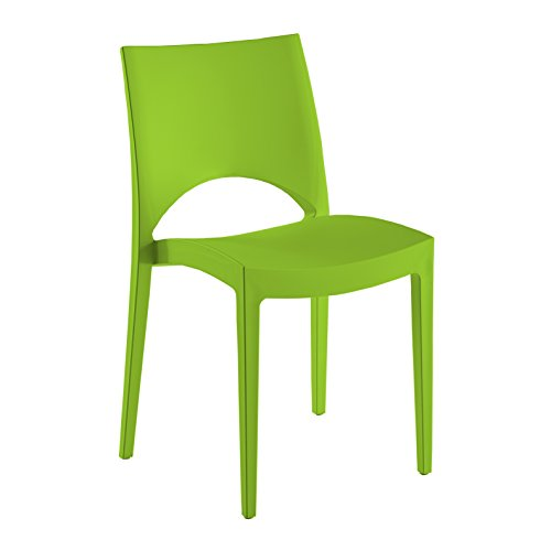 Tomasucci-Campiglio-Set-2-Sedie-Polipropilene-Verde-49-x-51-x-80-cm
