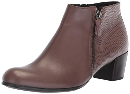 Ecco Shape M 35, Botines Mujer, Gris Deep Taupe 51174