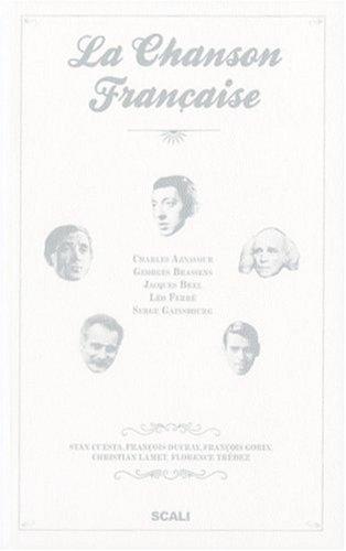 La Chanson Française (Ancien prix Editeur : 26 Euros)