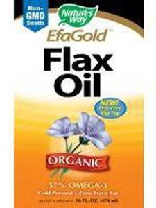 Nature's Way - Flax Oil 16 oz