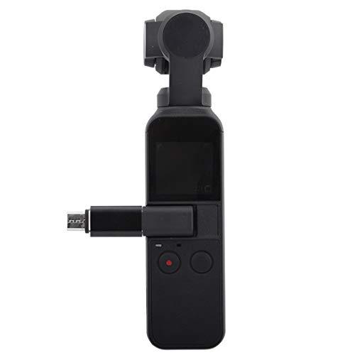 Vovotrade ❤ DJI Osmo Pocket Tipo C Adattatore di Ricambio Tipo C USB C A USB A Portabilità 3.0 Fast Adapter per DJI Osmo