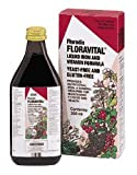 (10 PACK) - Floradix - Floravital Yeast And Gluten Fr SAL-1718 | 500ml | 10 P...