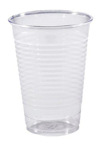 Le géant de la fête - Gobelet plastique transparent 18-20 cl ( lot de 100 ) Le Geant De La Fete