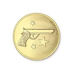 Moneda pistola Mi Moneda