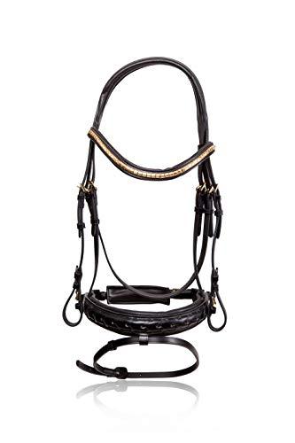 Horsecode Trense Black Style Vollblut