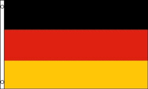 Deutschland Flagge 3x 150Nylon