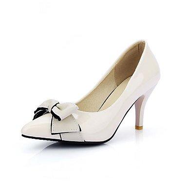 Zormey Women'S Shoes Stiletto Heel/Schuhe Heels B¨¹ro & Amp Karriere / Kleid Schwarz/Rosa/Beige US9.5-10 / EU41 / UK7.5-8 / CN42