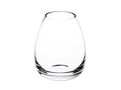 H & H Pengo 20037 Diana Vase verre, 13 cm, transparent
