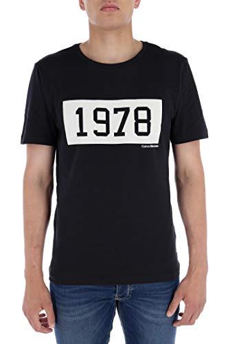 Calvin Klein Jeans 1978 Logo Herren T-Shirts Large (Jeans Calvin Shirt Klein)
