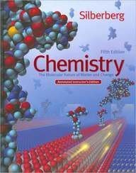 Chemistry: Instructor's Edition: The Molecular Nature of Matter and Change by Martin S. Silberberg (2008-02-01)