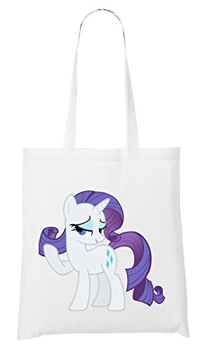 Rarity Pony Sac Blanc