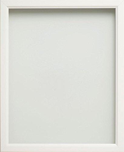 """n Bilderrahmen """"eiß, weiß, 14x11 inches - 35.6x27.9cm (Ei In Einem Frame)"""