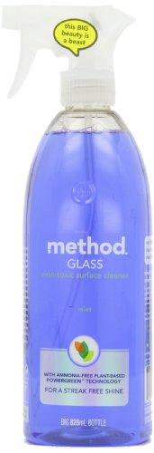Method Best in Glass Window and Glass Cleaner