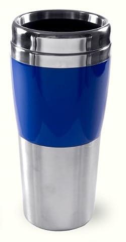 Liquid Logic Synergy Double Wall Stainless Steel Tumbler (14-Ounce, Acrylic Blue)