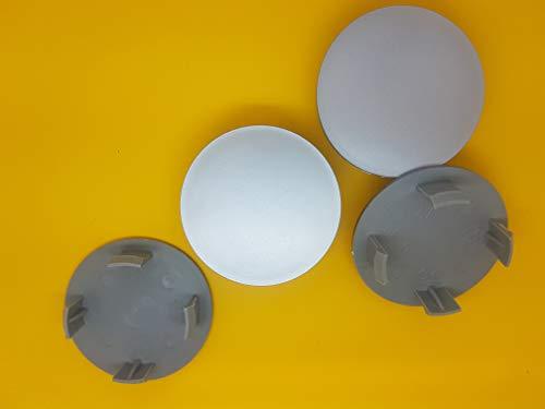 4 x Ø 67 mm/56 mm universal para llantas de aleación Centro Centro hubs