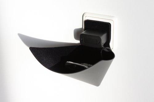 load-ding Black Velvet Handyhalter Ladeschale von xxd Design