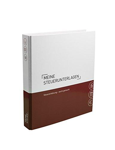 Themenringbuch mit Register/Trennblättern - Steuern - Optimale Struktur für die Ablage der Steuerunterlagen