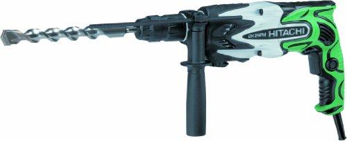 Hitachi DH24 Bohrhammer und Meisselhammer: Test, Einsatzbereich und Erfahrungen - 3