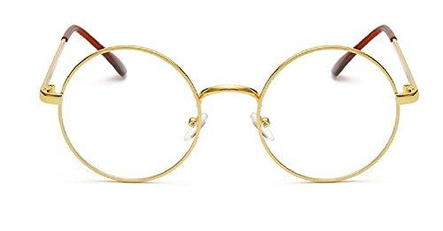 Versione Embryform coreana degli studenti di temperamento occhiali cornice retrò