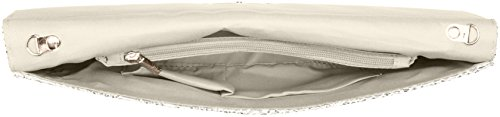 SwankySwans - Borsetta senza manici donna Bianco (bianco)