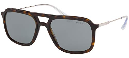 Ray-Ban Herren 0PR 06VS Sonnenbrille, Gold (Havana), 54.0