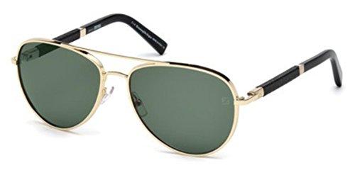 Sonnenbrille Zegna Ermenegildo (Ermenegildo Zegna Sonnenbrille (EZ0066 32N 59))