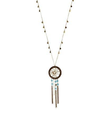 lux-accessories-collana-con-acchiappasogni-con-turchese-tonalita-dorata-lucida