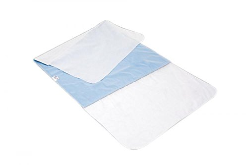 Essential Medical Supply Quik Sorb Deluxe 34 x 36 Underpad with 18 Tucks by Essential Medical Supply (Sorb Underpad)