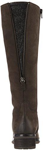 Gabor Fashion, Stivali Donna Grigio (Anthrazitglitter)