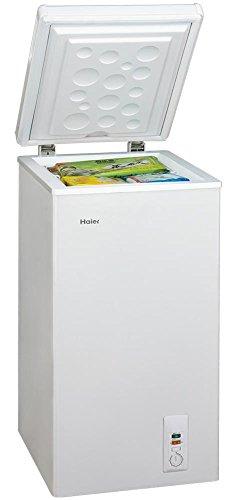 Haier Congelatore a Pozzo a Libera Installazione BD66GAA Finitura Bianco da 44cm, Senza installazione