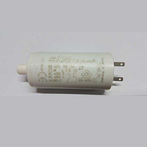 Condensateur 2.5 µF pour volet roulant SOMFY