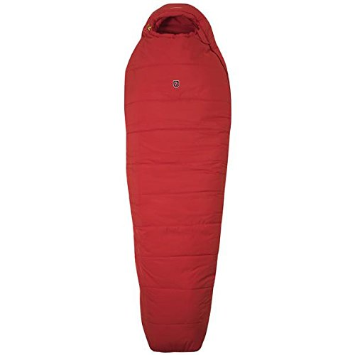 FJÄLLRÄVEN Skule - Two Seasons Long Schlafsack, Red, 195 cm