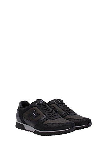 HXM1980T821E0Y0063 Hogan Sneakers Uomo Tessuto Nero Nero