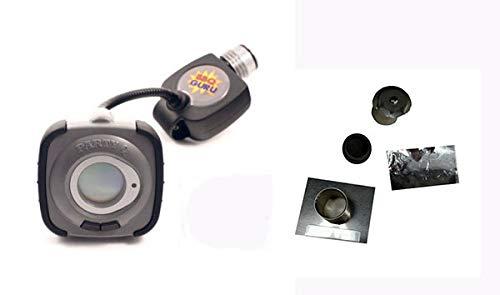 BBQ GURU Der neue PartyQ inkl. Universal / Weber Adapter