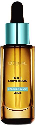 L'Oréal Paris Huile Sèche Visage Ré-équilibrante Peaux Normales à Mixtes 30ml