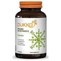 Pukka Chlorella Tablets - Organic Bio Nutrients - 150 Tablets by Pukka