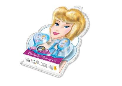 Disney Prinzessin Cinderella Aschenputtel Kostüm Accessoire Set Perücke Make Up Schmuck (Trio Von Halloween-kostüme)