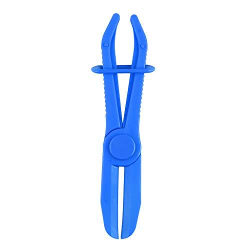 Webla - 3X / Kit Tubo per tubo olio Tubo flessibile per taglio di plastica Pinza per sigillare Attrezzo per riparazione auto Plastica (Bu)