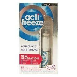 Peditech ActiFreeze Wart and Verruca Removal Applications