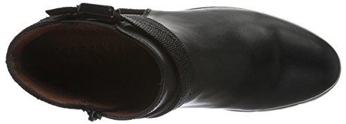 HispanitasLOIRA - Stivali bassi non imbottiti Donna Nero (SOHO-I6 BLACK CROSTA-I6 BLACK LIZARD-I6 BLACK)