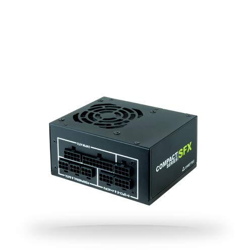 Chieftec csn-650c alimentatore per computer 650 w sfx nero