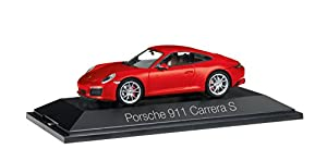 Herpa-070966-Porsche 911Carrera S Coupé