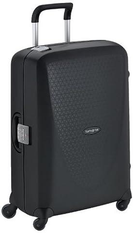 Samsonite Suitcase Termo Young, 70 cm, 69 L, Black, 53393-1041