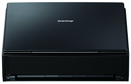 Fujitsu ScanSnap iX500Scanner ADF 600x 600dpi a4nero-Scanner (216x 360mm, 600x 600dpi, 25ppm, 25ppm, Scanner ADF, Nero)