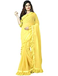 30db88a38c Chiffon Women's Sarees: Buy Chiffon Women's Sarees online at best ...