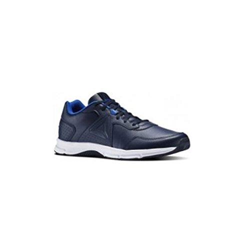 Reebok Sublite Xt Cushion 2.0 Mt, chaussures de course homme Bleu (Collegiate Navy/white/pewter)