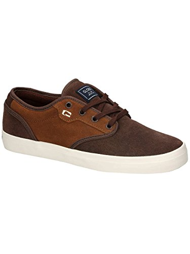 Globe Motley, Scarpe da Skateboard Unisex-Adulto ginger/brown