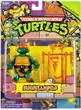 Teenaged Mutant Ninja Turtles Classic Collection Action Figure, Michaelangelo, 4 (Turtle Michaelangelo Ninja)