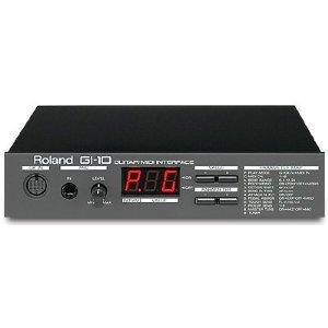 Price comparison product image Roland GI-10 GUITAR MIDI INTERFACE